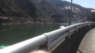 Japanese Dam, Tone dam, Toyama prefecture