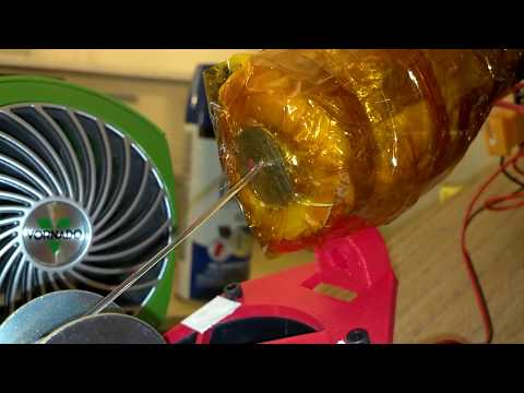 Reprap Project- How to Make 3D Printer Filament at Home