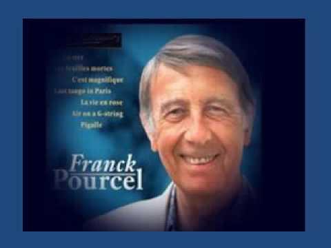 "FRANCK POURCEL ""Gotas de lluvia sobre mi cabeza"""