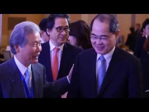 Highlights of Singapore-Japan Business Forum