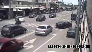 闖紅燈肇事 如何界定肇責歸屬 第一次車禍 幫幫我