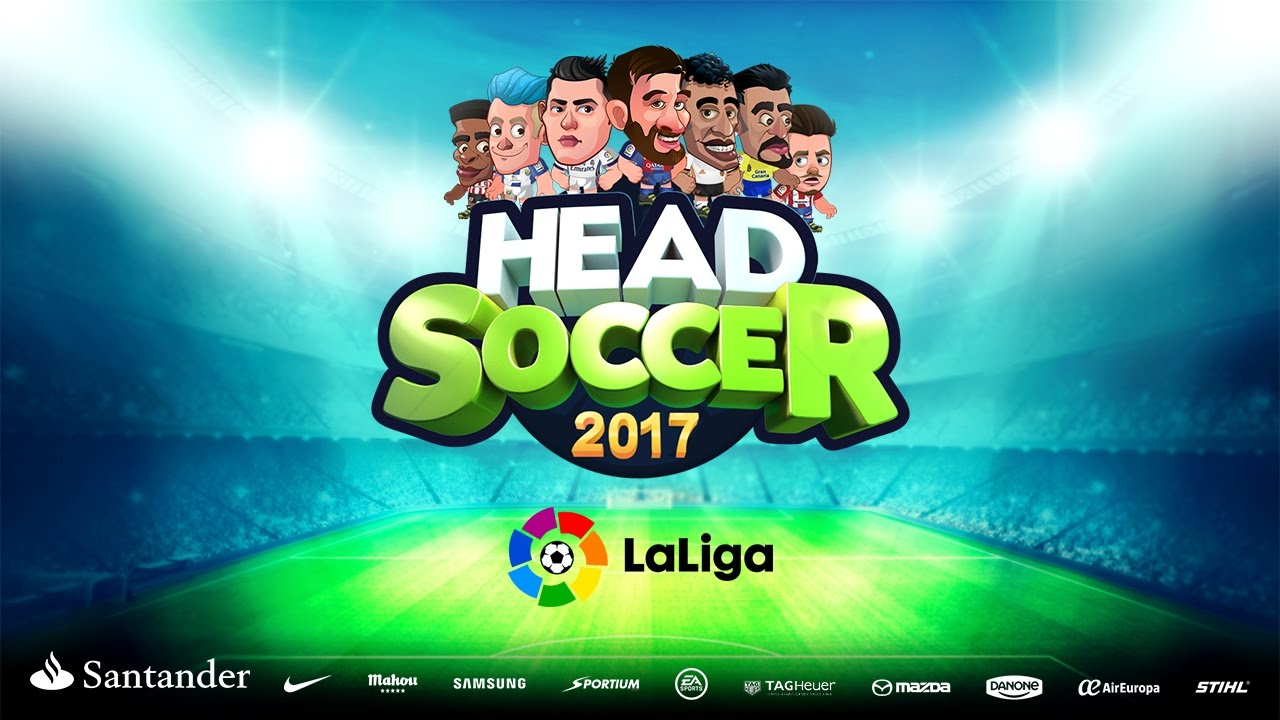 Head Soccer LaLiga 2017 - New Divisions Mode! - YouTube