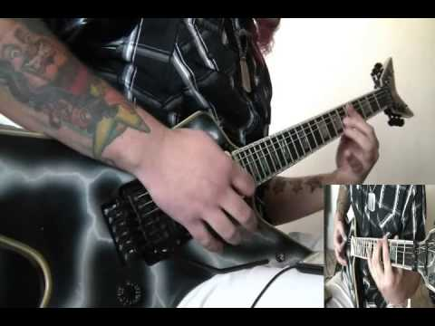 Pantera - Throes of Rejection guitar cover - by Kenny Giron #panteracoversfromhell mp3