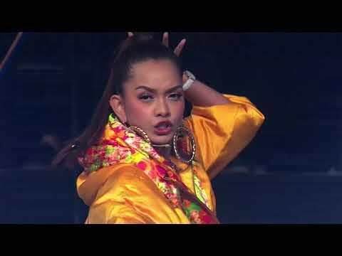 Lip Sync Bertema | Wow! De Fam Bergabung Atas Pentas Drop The Beat