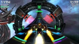 Radial G Oculus Rift Gameplay Trailer