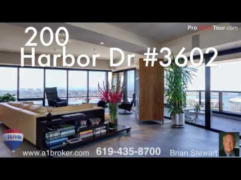 200 Harbor Dr 3602 San Diego, California