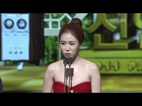 47th Baeksang Awards Yoo In Na.avi