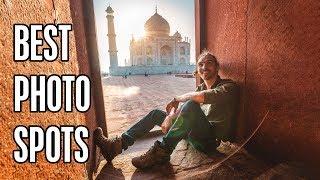 Taj Mahal's BEST Photo Spots