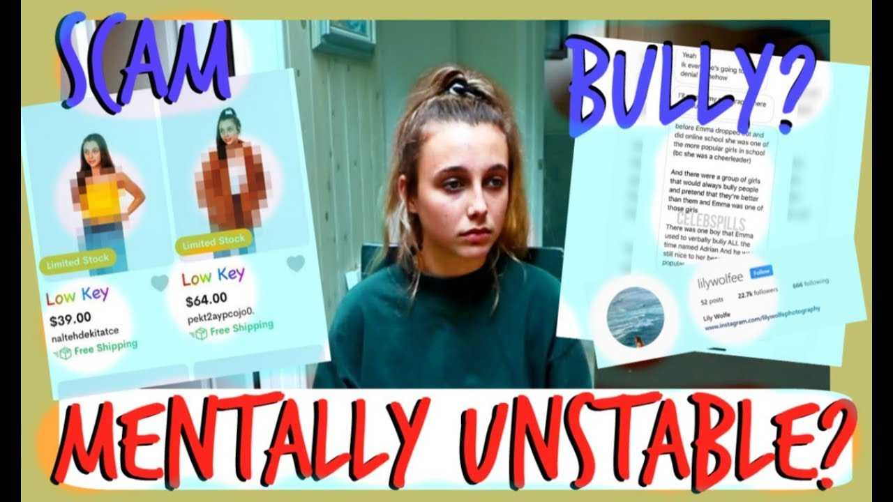 b70609580123 WHY EVERYONE HATES EMMA CHAMBERLAIN    TEA. - YouTube