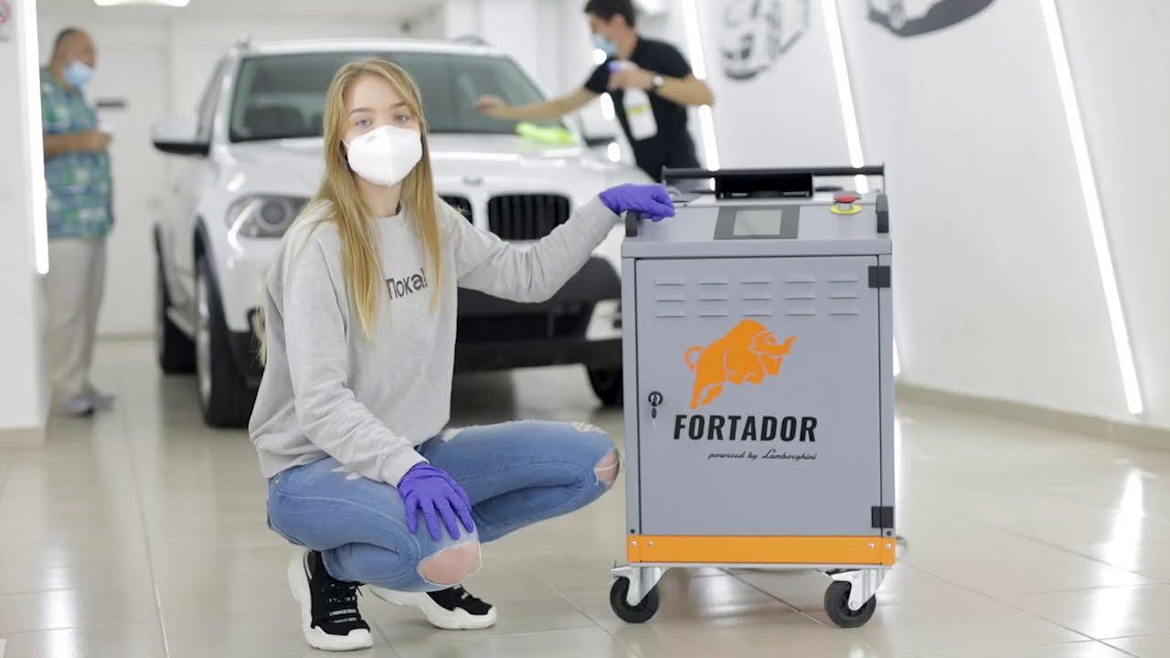¿Desea desinfectar su automóvil durante el brote de Covid 19?