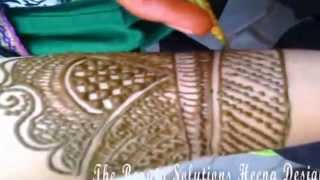 Bridal Mehndi Designs For Front Full Hand | Bridal Mehndi Designs For Hands Step by Step 8 BS