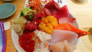 #22 TSUKIJI FISH MARKET, HARAJUKU AND SHIBUYA INTERSECTION IN TOKYO