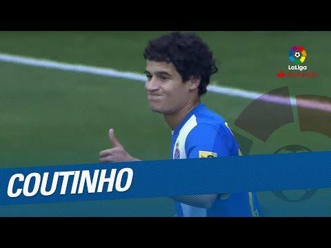 LaLiga Memory: Philippe Coutinho Best Goals and Skills