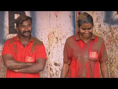 Made for Each Other Season 2 I Rijin & Sreelakshmi in Golmaal task I Mazhavil Manorama