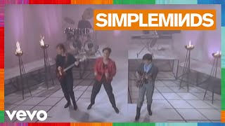 Watch Simple Minds Up On The Catwalk video