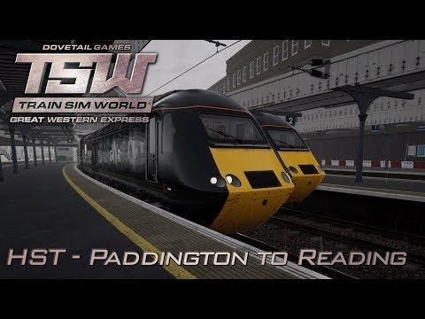 Paddington to Reading (Class 43) | Train Sim World - Great Western Express Gameplay | Episode 9