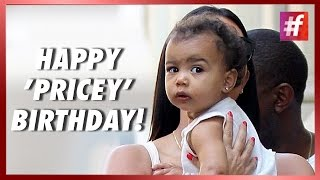 #fame Hollywood - North West Is Having A Birthday To Remember!