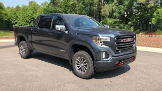 2019 GMC Sierra AT4 Review Features and Test Drive