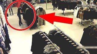 7 САМЫХ ЭПИЧНЫХ КРАЖ в СУПЕРМАРКЕТАХ и магазинах, снятые на камеру наблюдения [Shoplift]