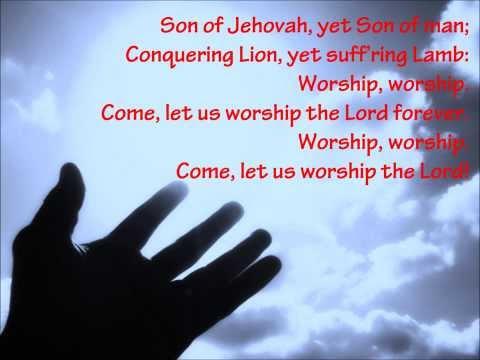 Worship The Lord {with lyrics} - //Ron Hamilton\\