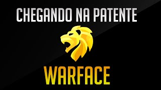 Warface - Chegando na última patente