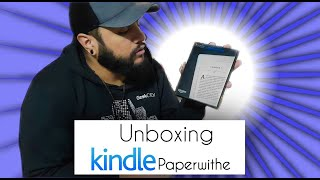 Unboxing #1 - Kindle Paper White