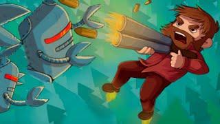 WoodsMan Strikes Back Full Gameplay Walkthrough