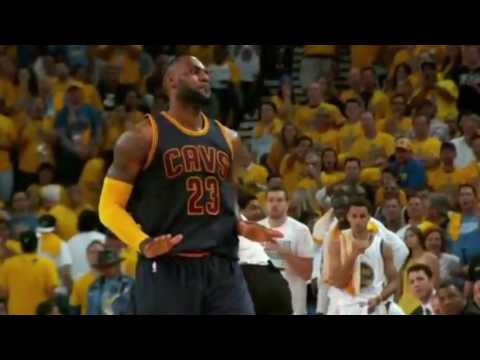 Legend by The Score | Lebron James Tribute Music Video