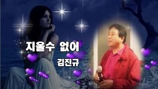 김진규-지울수없어(가사자막.원곡채희)