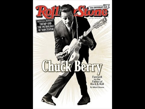Thumbnail: CHUCK BERRY WAS AN AMERICAN ABORIGINE, AND SO ARE AFRICAN AMERICANS