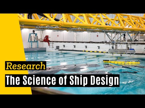The Science of Ship Design