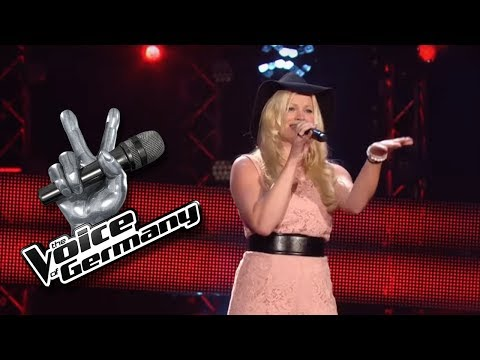 Sarah Connor - Keiner ist wie Du | Isabell Jasmin Plaue | The Voice of Germany 2017 | Blind Audition