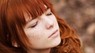 видео Цвет волос для карих глаз: шоколад, медный русый фото