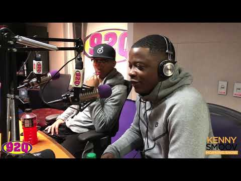 JAMES SHAW JR. TALKS WITH #KSMS  ABOUT COB  INTERVIEW AND FUTURE GOALS!