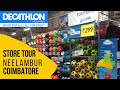 Decathlon India Sport Store Coimbatore Experience | Best Sport Shop Play and Buy Concept |Store Tour