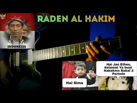 Lagu untuk Jokowi