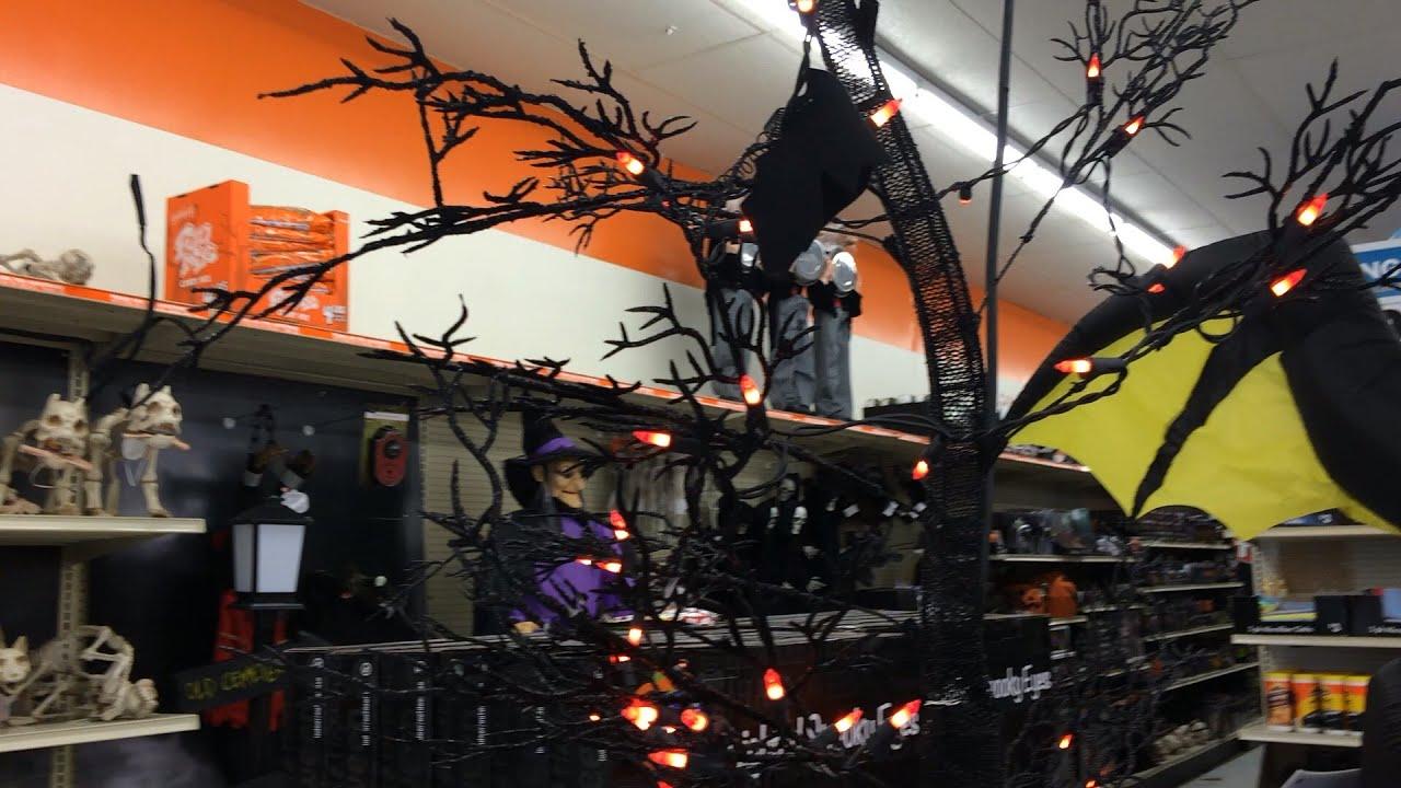 big lots halloween 2016 tour youtube - Big Lots Halloween