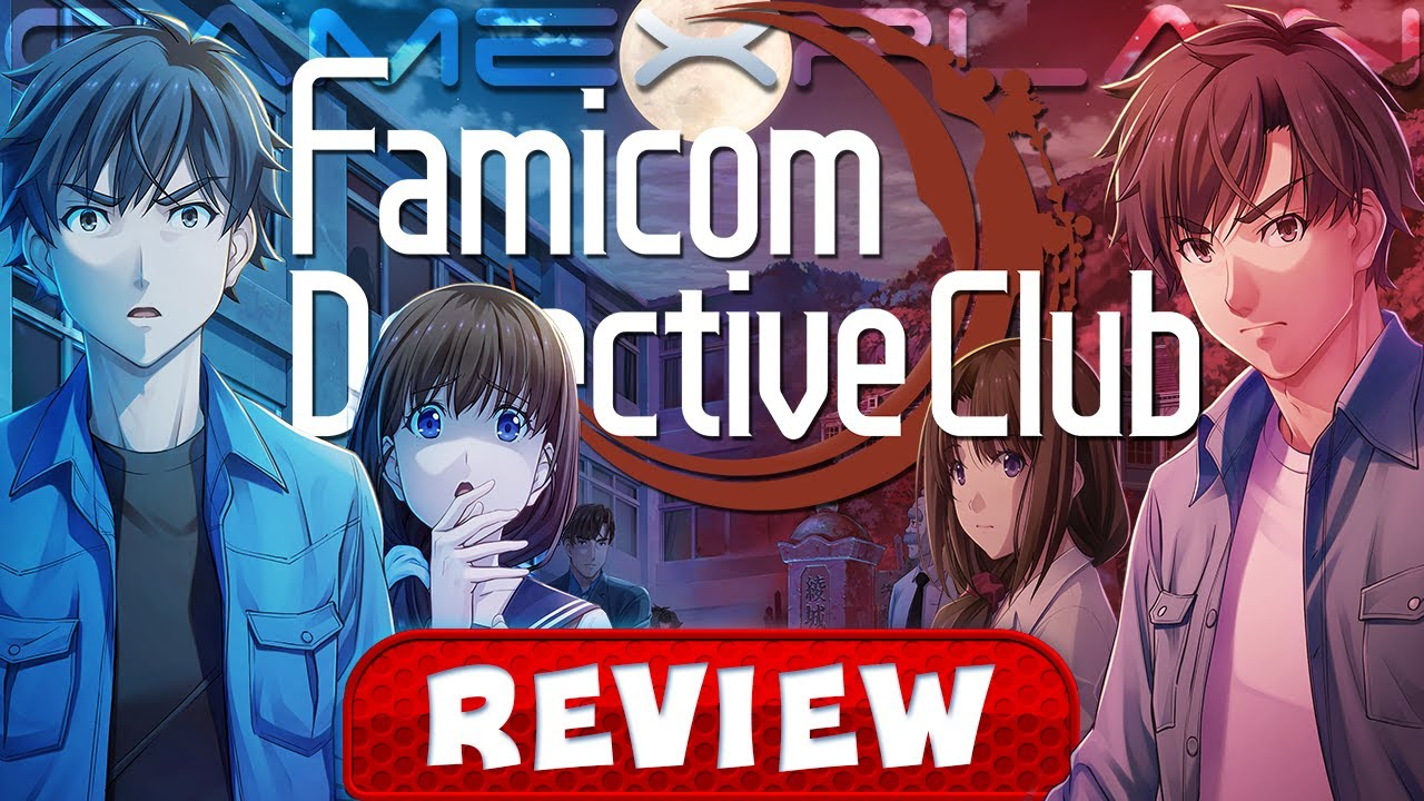 Famicom Detective Club - REVIEW (Nintendo Switch) (Video Game Video Review)