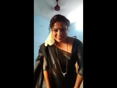 [video] Dubai Aunty Hot And Cute Bedroom Saree With Husband