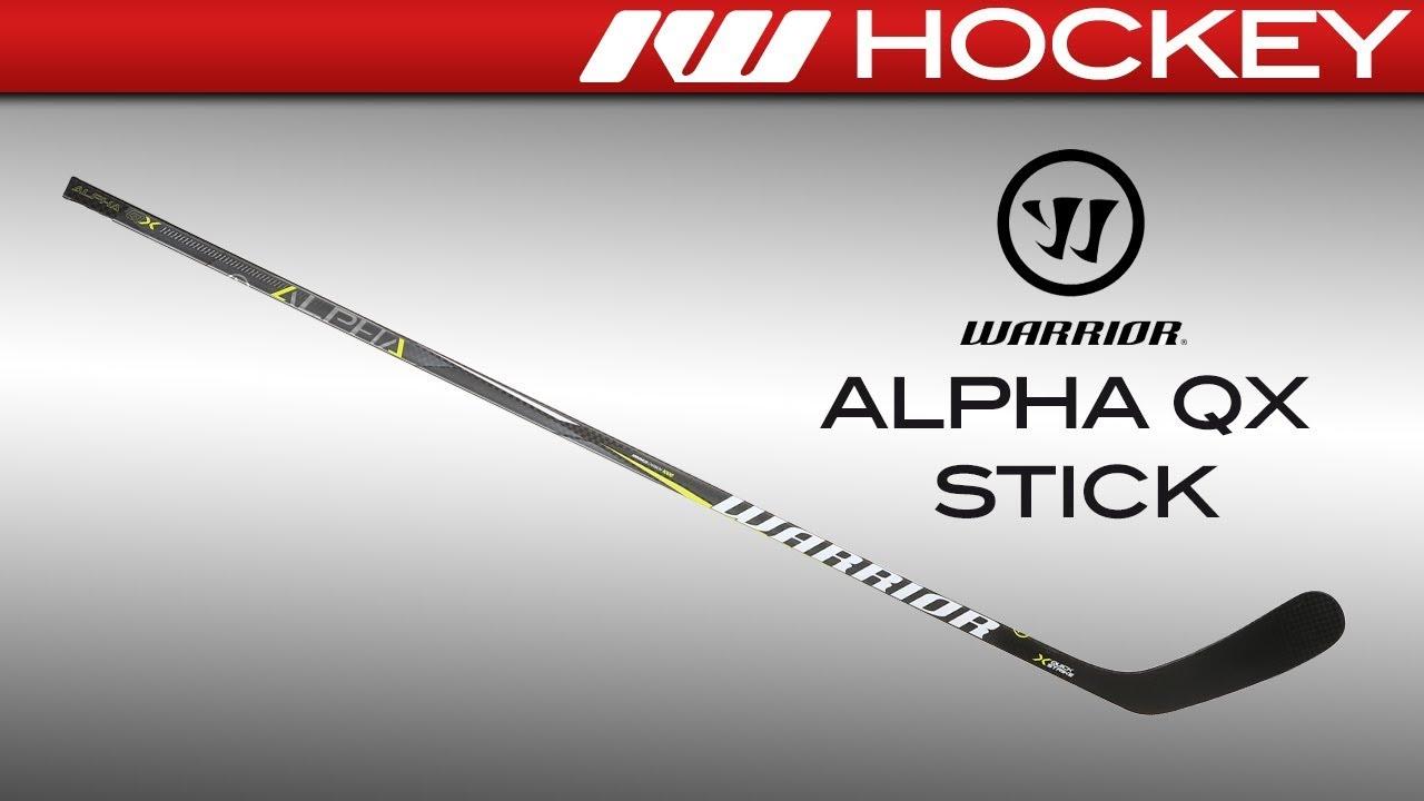 Warrior Alpha Qx Stick Review Youtube