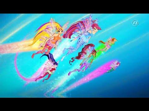 Winx Club - Season 6 Episode 1 - The Way of Sirenix (Croatian/Instrumental)