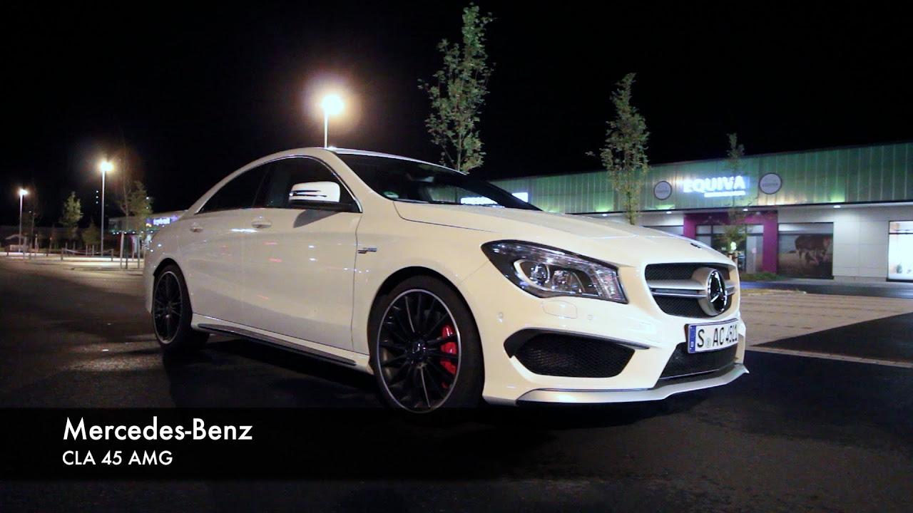 Mercedes-Benz CLA 45 AMG Fahrbericht / Review