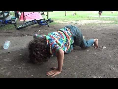 Fitness with Cappi Fruitarian Osborne