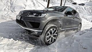 Volkswagen Touareg 2018 // Clickoncar