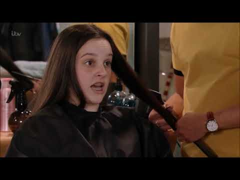 Coronation Street - Summer Attempts To Dye Amy's Hair