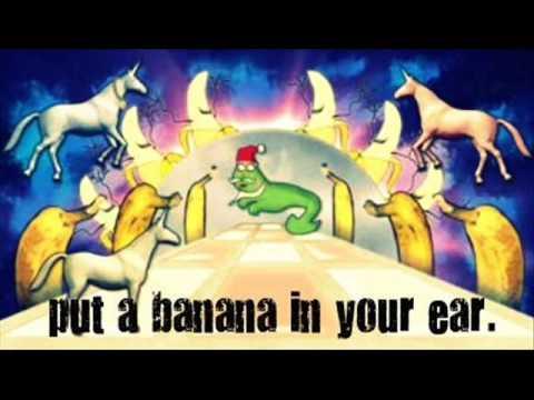 Charlie the Unicorn 2-banana song