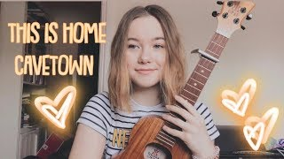 This is home - cavetown    ukulele cover    caitlin eliza