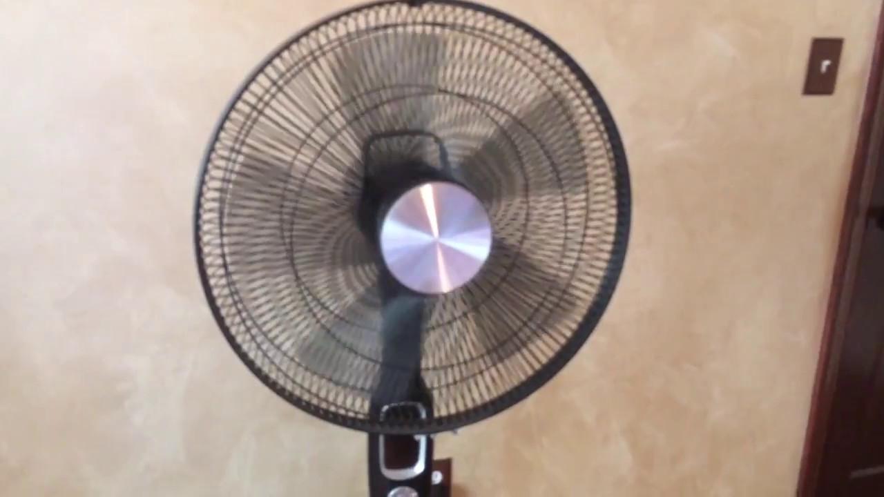 Hawaiian Breeze 16 Fan : Remake quot hawaiian breeze dc motor stand fan