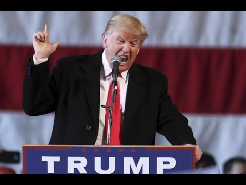 TRUMP ACCUSES DEMOCRATS OF WANTING ILLEGAL IMMIGRANTS TO FLOW INTO AMERICA !!!