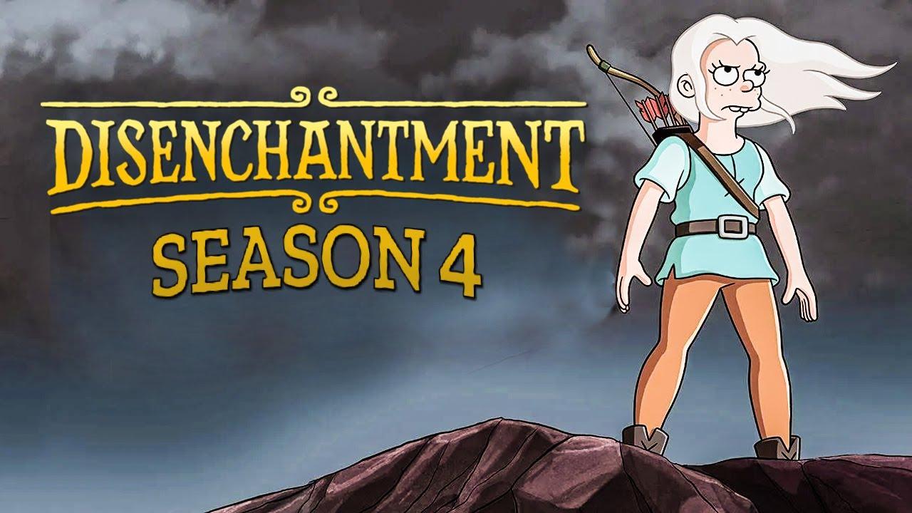 Download DISENCHANTMENT Season 4 is Going to Take a BIG Turn...